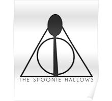 The Spoonie Hallows Poster