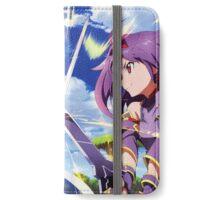 Sword Art Online II : Mother's Rosario - Asuna & Yuuki Poster iPhone Wallet/Case/Skin