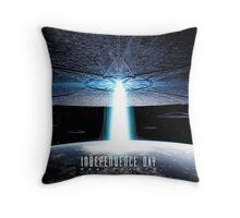 They come to us again Throw Pillow