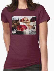Fancy Hats Womens Fitted T-Shirt