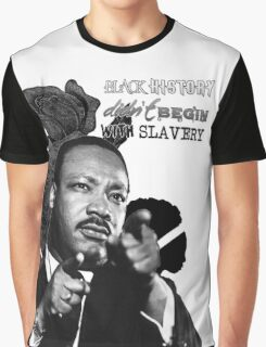 Martin Luther King Junior  Graphic T-Shirt