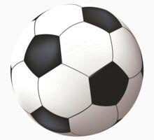 Soccer ball art One Piece - Short Sleeve