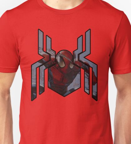 spider-man civil war logo art Unisex T-Shirt