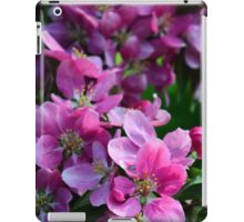 Think Pink Blossoms   iPad Case/Skin