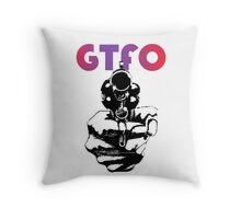 Gun Throw Pillow