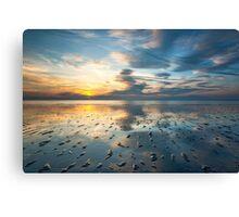 Coastal Impressions Canvas Print