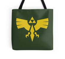 Crest of the Hero Tote Bag