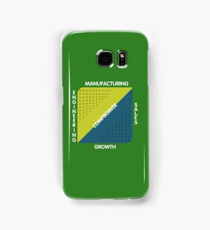 Conjoined Triangles of Success - Silicon Valley Samsung Galaxy Case/Skin
