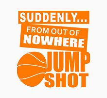 Jump Shot From Nowhere  Classic T-Shirt