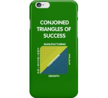 Conjoined Triangles of Success - Silicon Valley iPhone Case/Skin