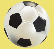 Beautiful soccer Kids Tee