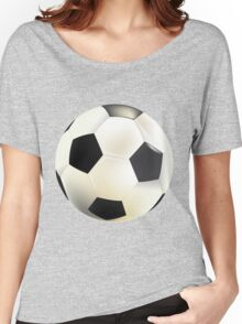 Beautiful soccer Women's Relaxed Fit T-Shirt