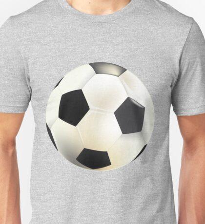 Beautiful soccer Unisex T-Shirt