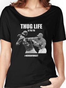 Thug Life 1 Women's Relaxed Fit T-Shirt