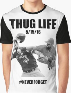 Thug Life 2 Graphic T-Shirt