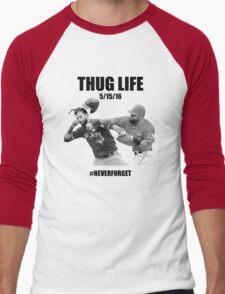 Thug Life 2 Men's Baseball ¾ T-Shirt