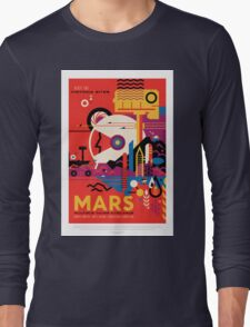 NASA - Mars  Long Sleeve T-Shirt