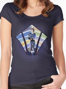 Mercury Prince Women's Fitted Scoop T-Shirt