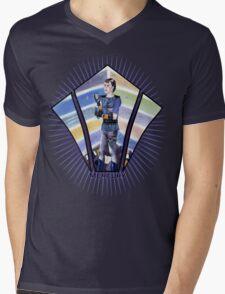 Warrior Class Kid - Mercury  Mens V-Neck T-Shirt