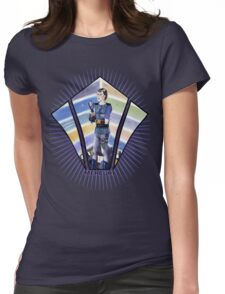 Warrior Class Kid - Mercury  Womens Fitted T-Shirt