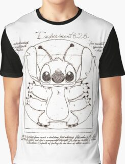 vitruvian stitch Graphic T-Shirt