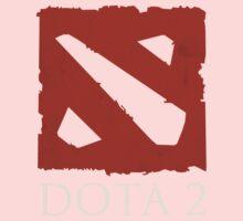 DOTA 2 - Logo One Piece - Short Sleeve