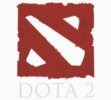 DOTA 2 - Logo One Piece - Long Sleeve