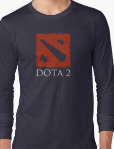 DOTA 2 - Logo Long Sleeve T-Shirt