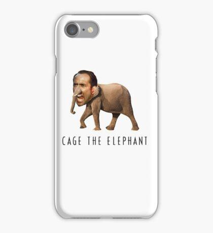 Nicolas Cage The Elephant iPhone Case/Skin