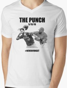 The Punch 2 Mens V-Neck T-Shirt