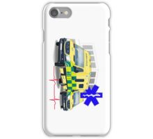 UK Ambulance iPhone Case/Skin