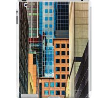 Melbourne Cityscape by Gaye G iPad Case/Skin