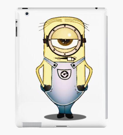 My lil helper iPad Case/Skin