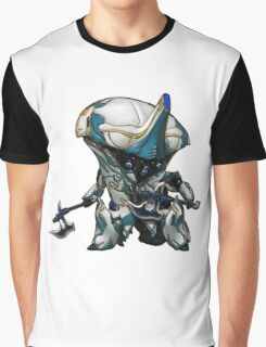 FrostChibiStyle Graphic T-Shirt
