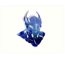 DOTA 2 - Nightstalker Art Print