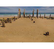 Port Willunga 1 Photographic Print