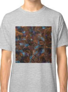 Fragments In Bronze Classic T-Shirt
