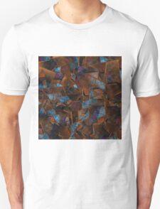 Fragments In Bronze T-Shirt