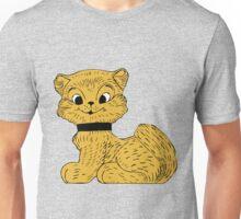 Cat clip art Unisex T-Shirt