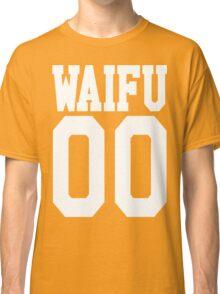 WAIFU 00 JERSEY Classic T-Shirt