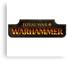 Total War: Warhammer Canvas Print