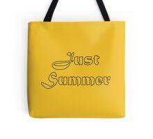 Just Summer. Tote Bag