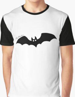 black bad Graphic T-Shirt