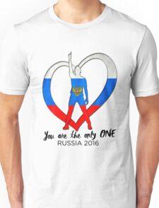 SL Heart W Unisex T-Shirt