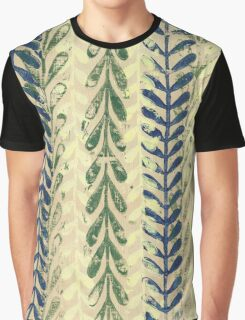 Vine Pattern - Nature Graphic T-Shirt