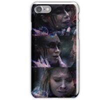 Clexa- Clarke and Lexa in the city of light  iPhone Case/Skin