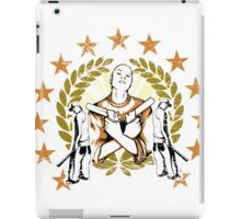 Gangster graphics iPad Case/Skin