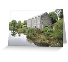 Mill on the Fleet Greeting Card