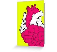 Smart Heart Greeting Card