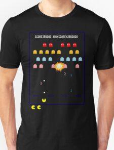 Pac N Vaders Unisex T-Shirt